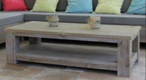 Uw steigerhouten meubels in antraciet wash natuurlijk bij