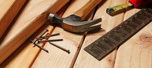 Steigerhout bed maken