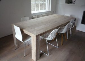 Steigerhouten Tafel Maken : Steigerhout tafel maken geef je huis een unieke uitstraling